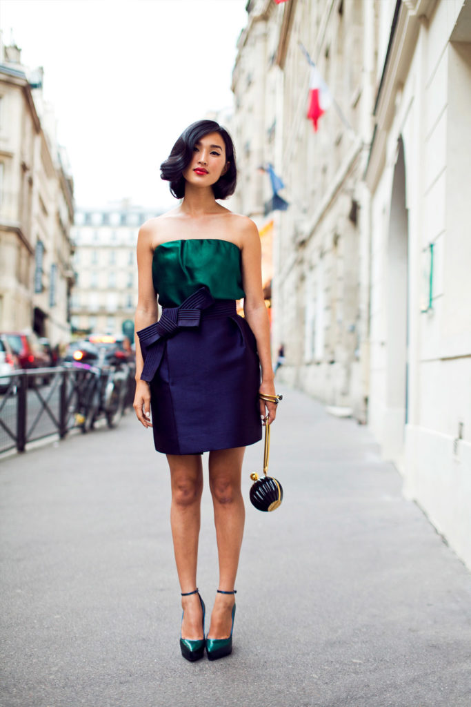 green shoes outfit
