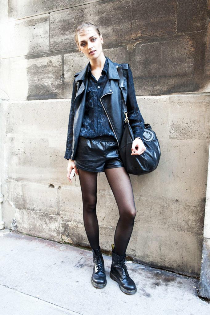 rocker girl outfit ideas