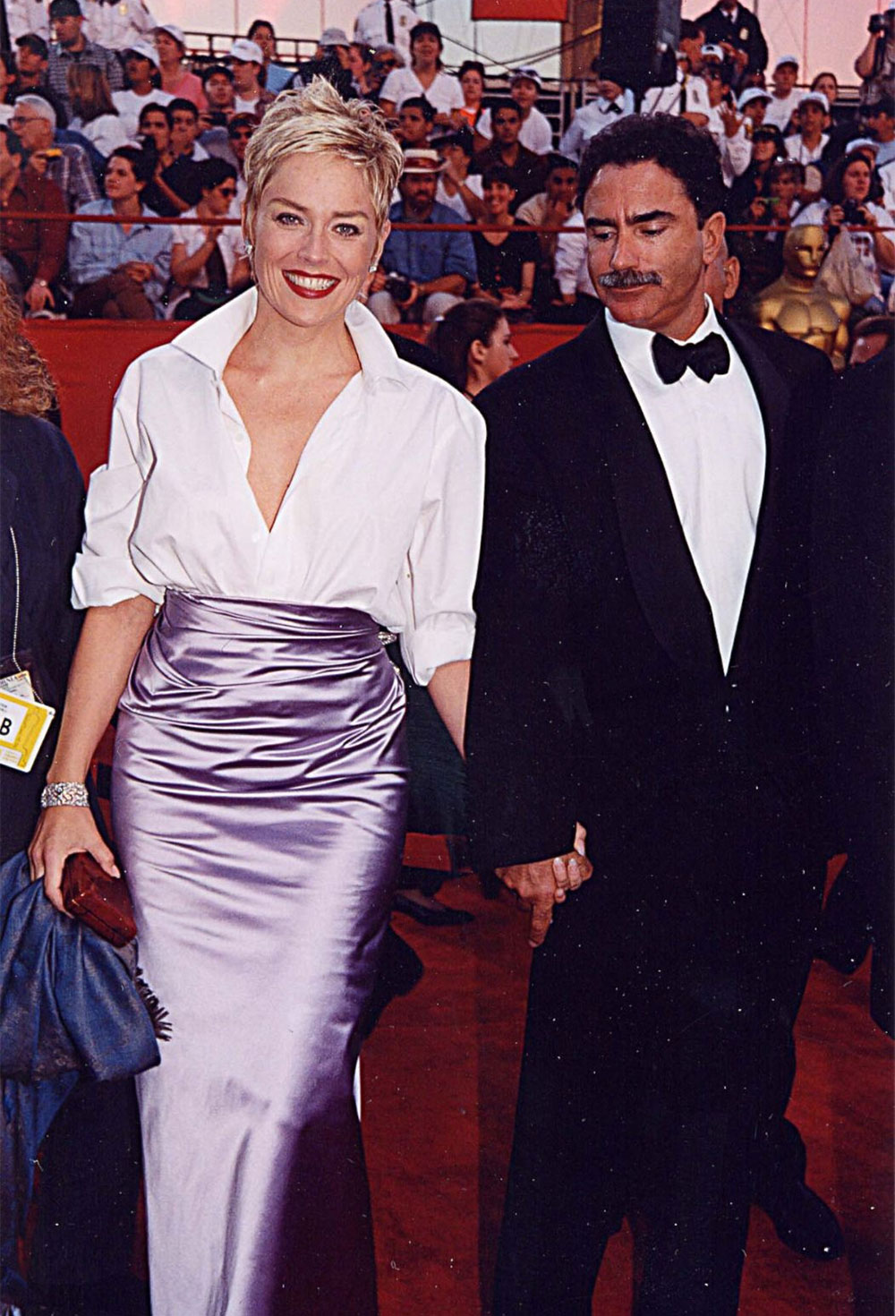 Sharon stone outfit
