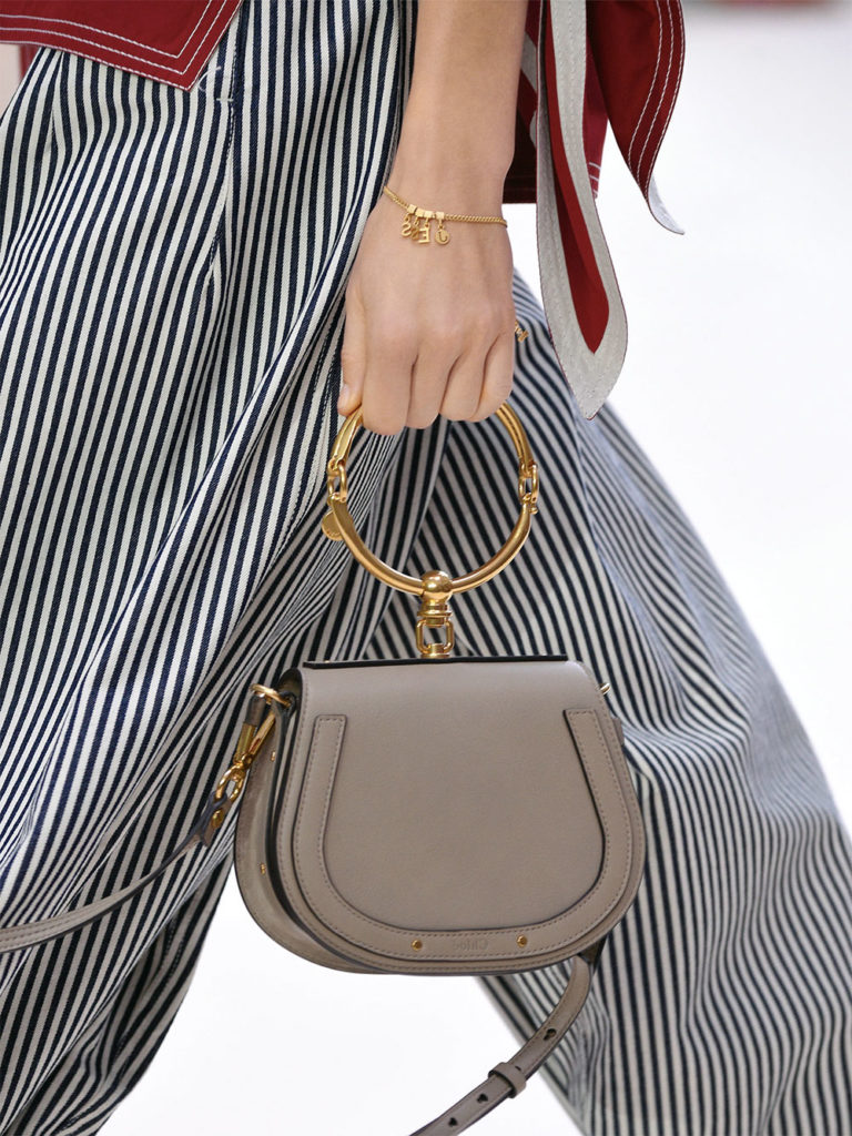 bracelet bag daily outfit