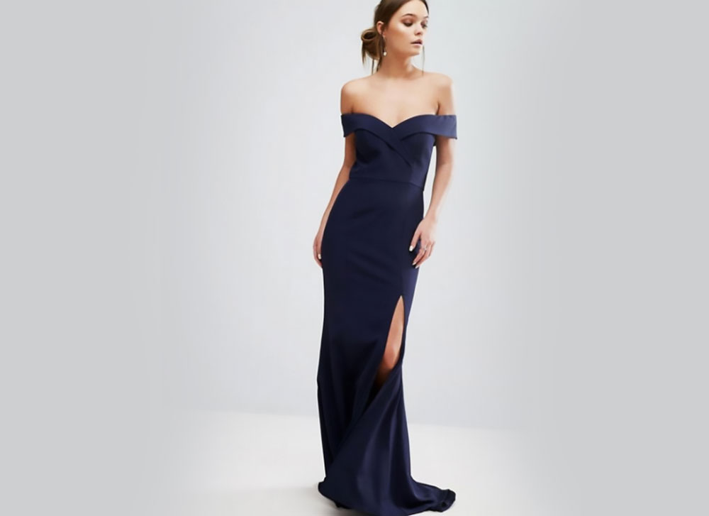 bridesmaid outfit