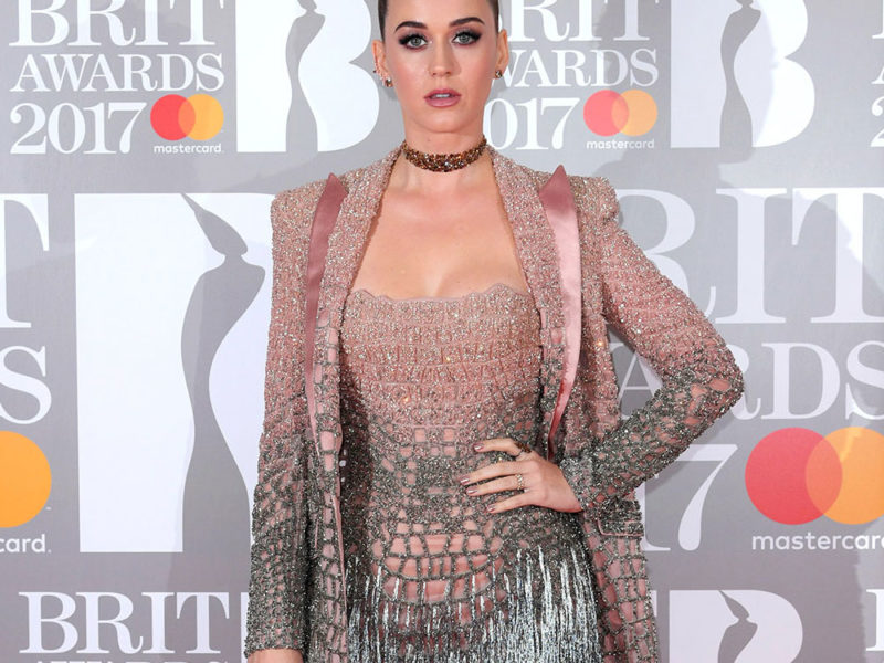 outfit ideas from Brit Awards