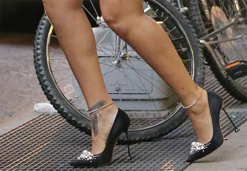 lucky high heels