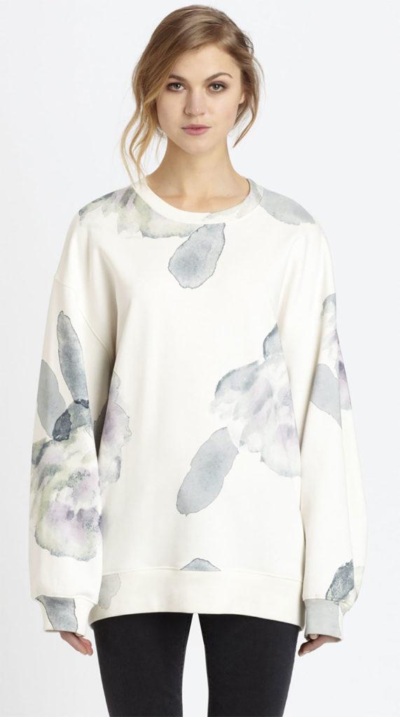 oversized easy sweatshirt