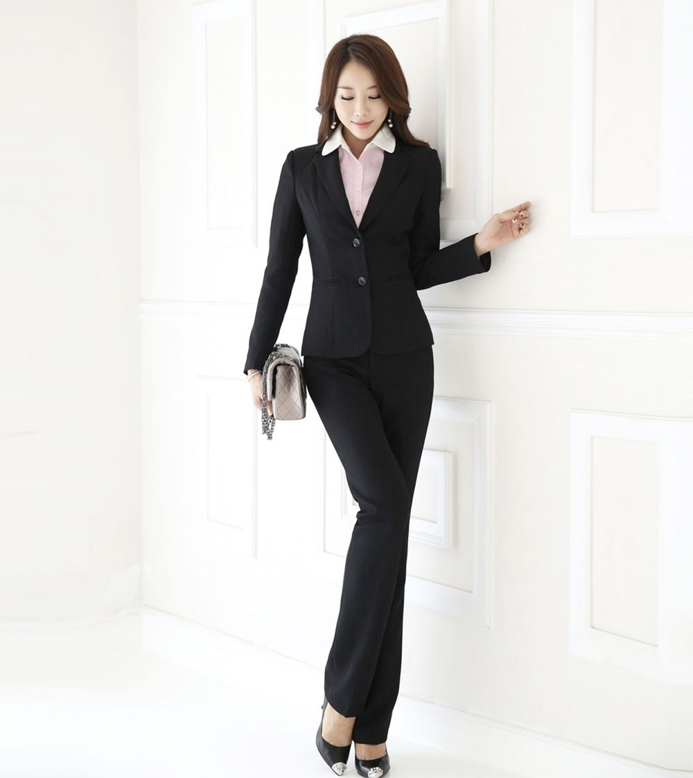 trouser suits office outfit