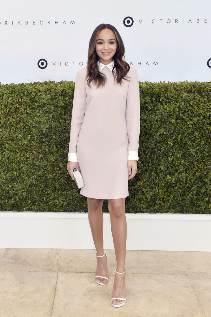 ashley madekwe fashion event outfit