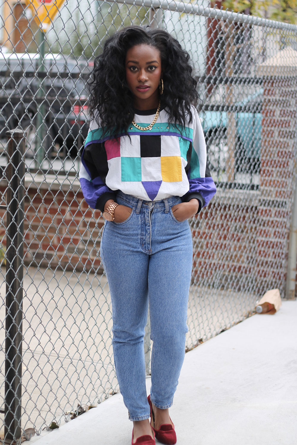 90s fashion trends for black women 10