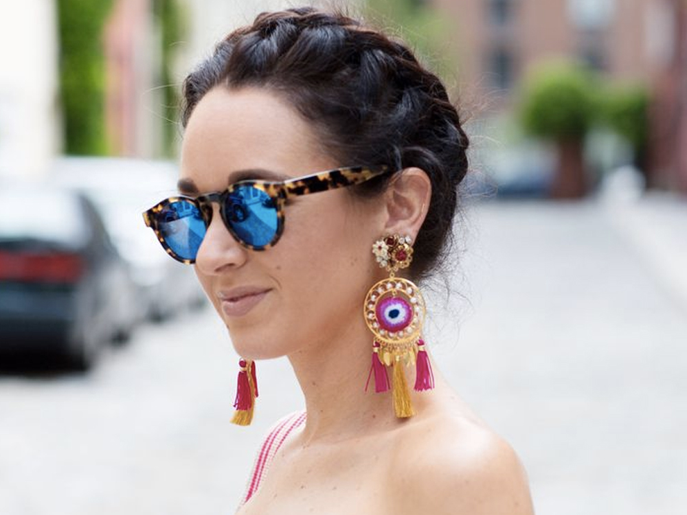 earrings daily outfit ideas