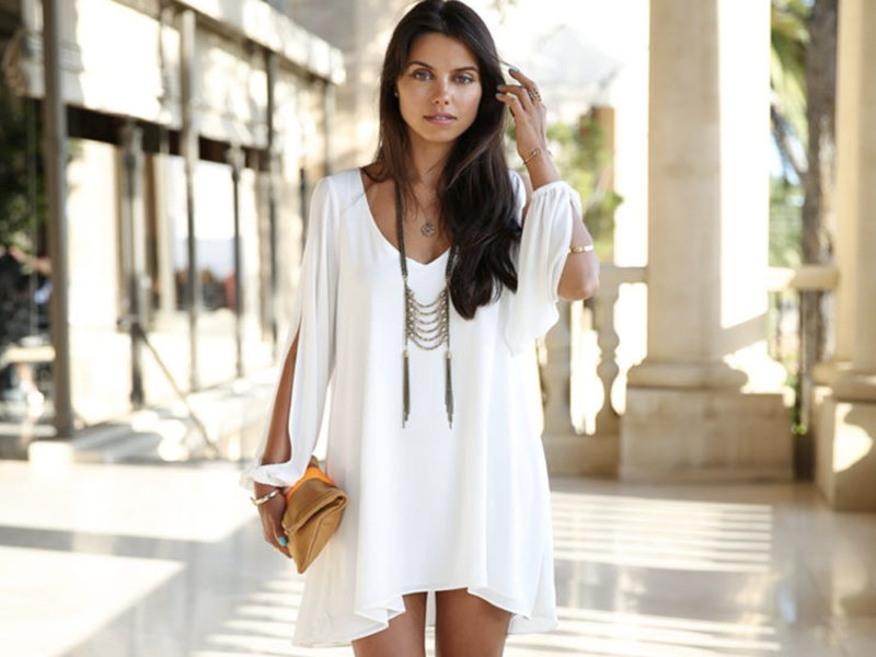 mini dress outfit ideas