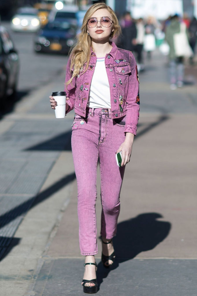 peyton list daily outfit