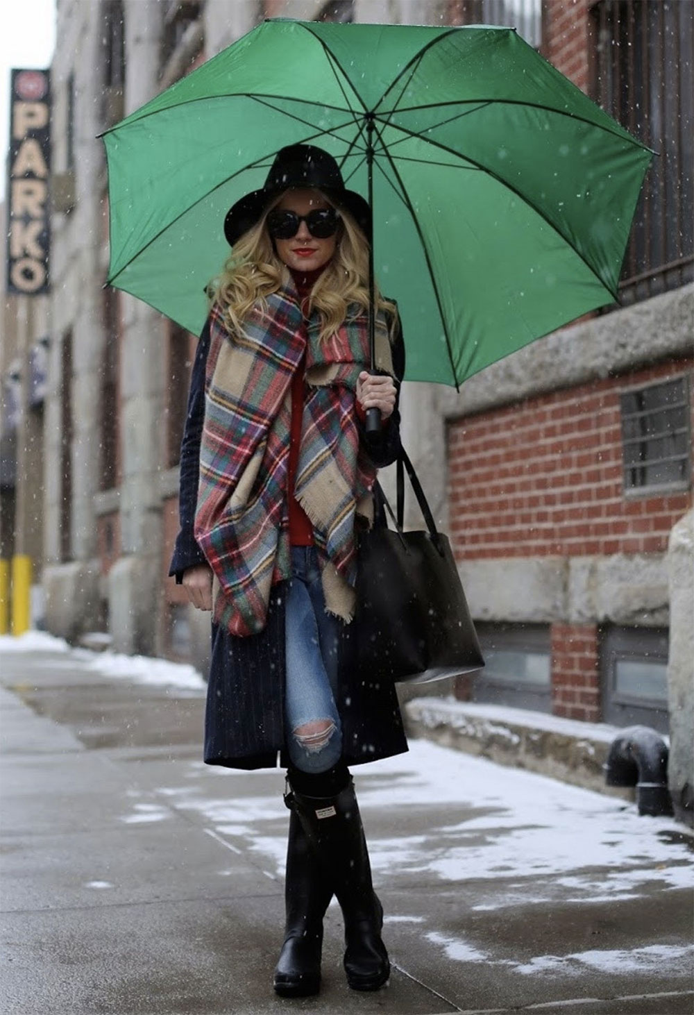 rainy day outfit ideas atlantic pacific