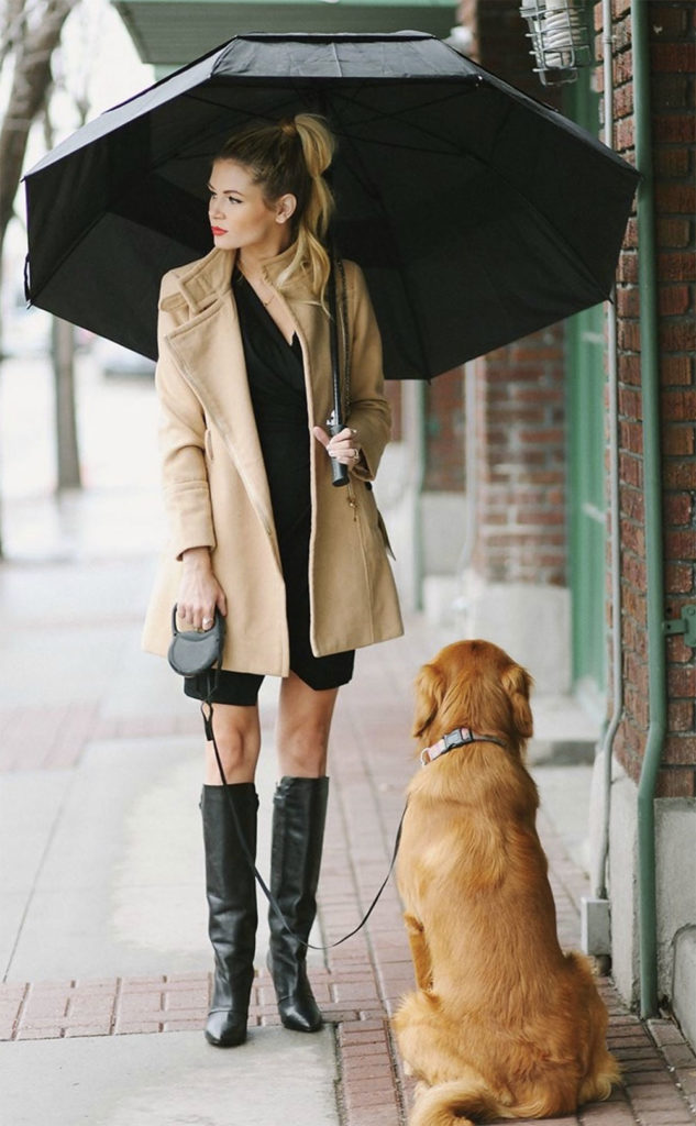 rainy day outfit ideas barefoot blonde