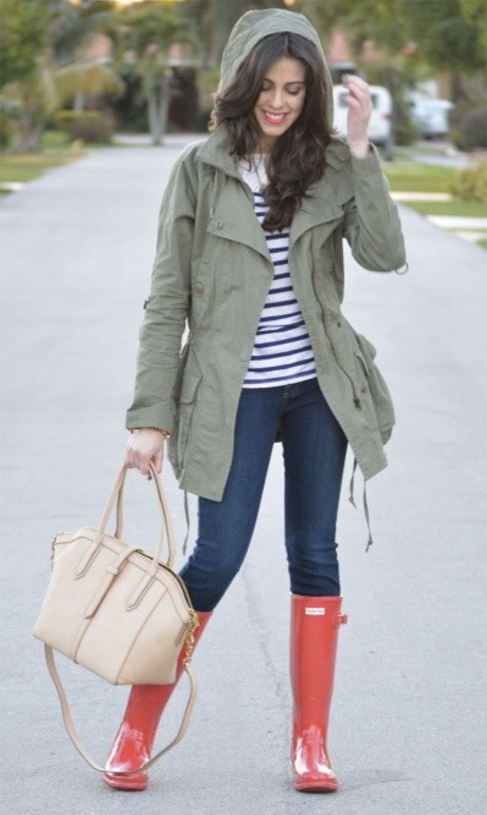 rainy day outfit ideas dash of panache