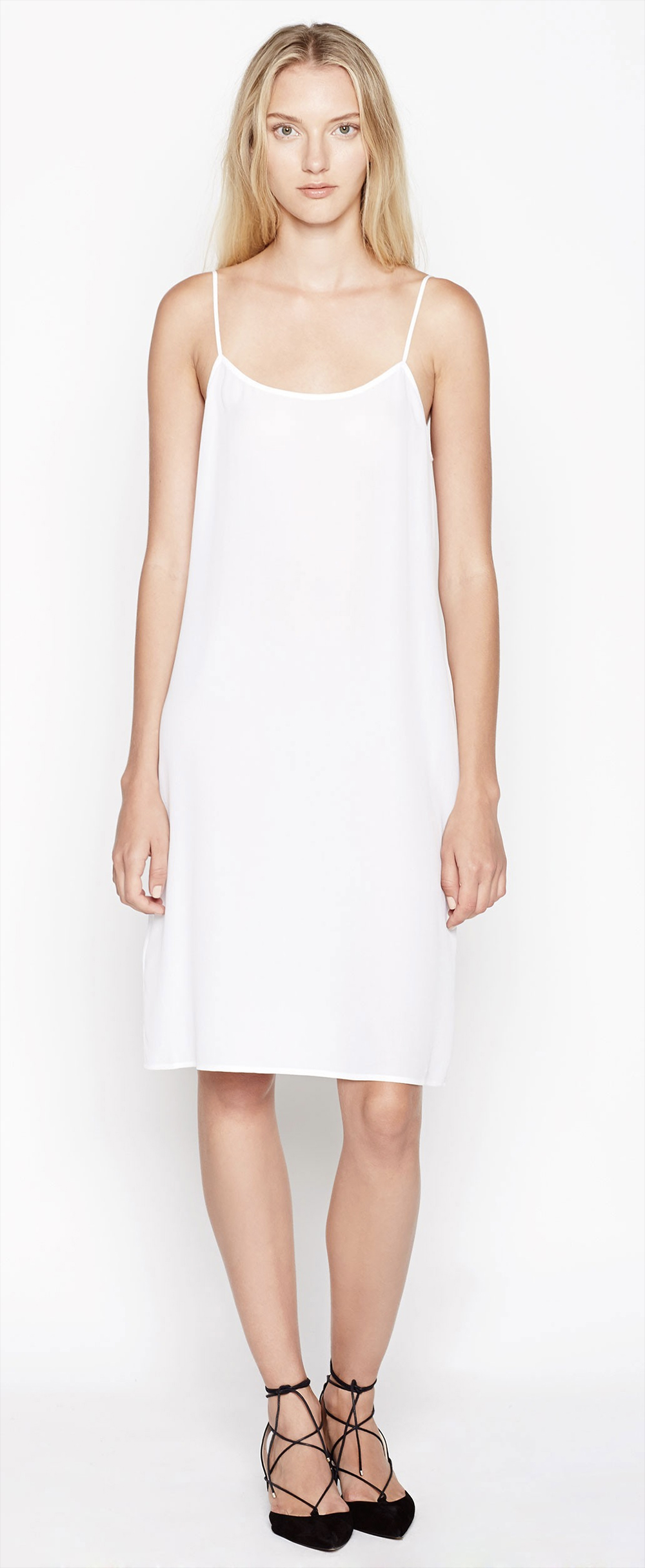 one slip dress