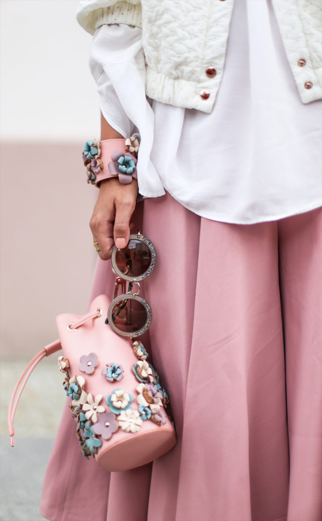 ornamental bags outfit