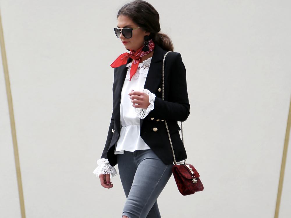 bandana outfit