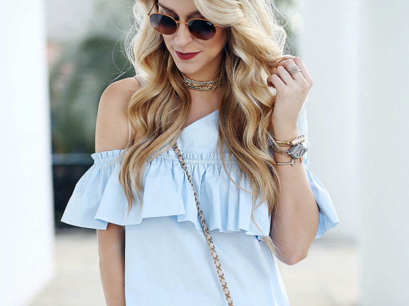 one sleeve outfit