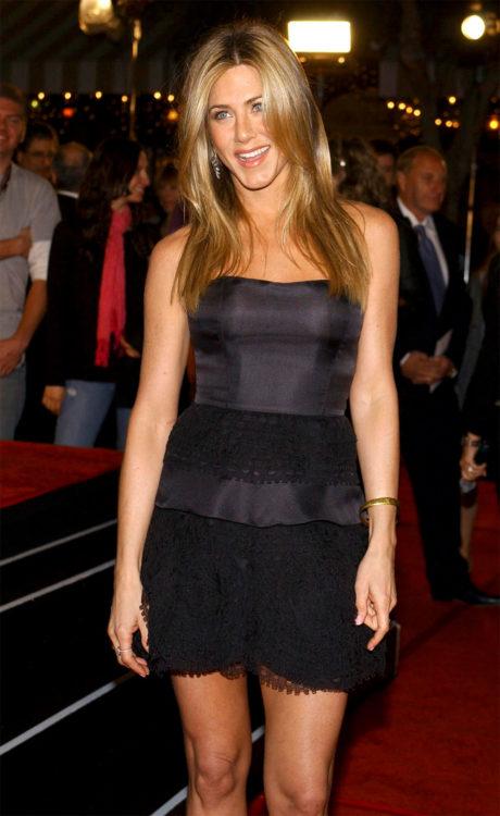 Jennifer Anniston in 2000s