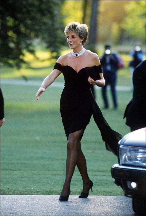 Princess Diana in 1990s