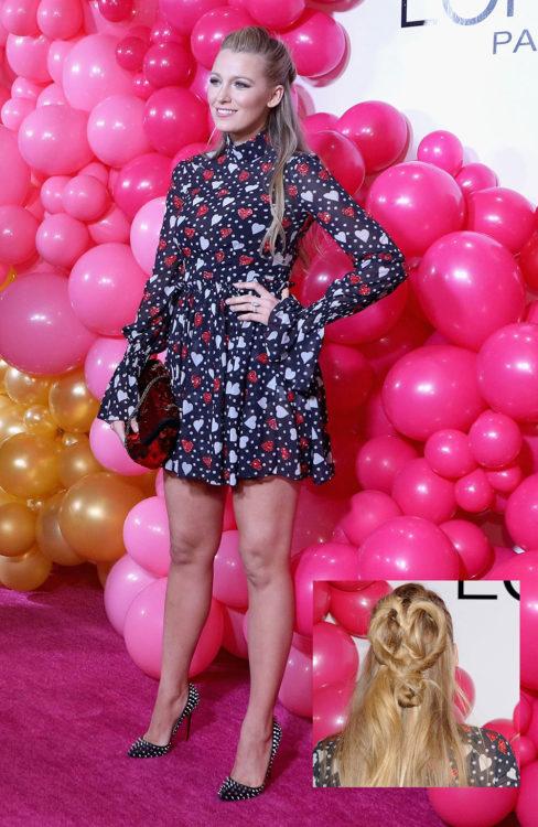 Mini Dress Ideas by Blake Lively