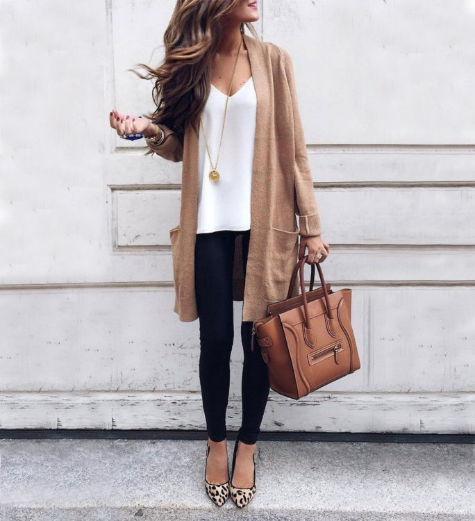 cosy office outfit ideas
