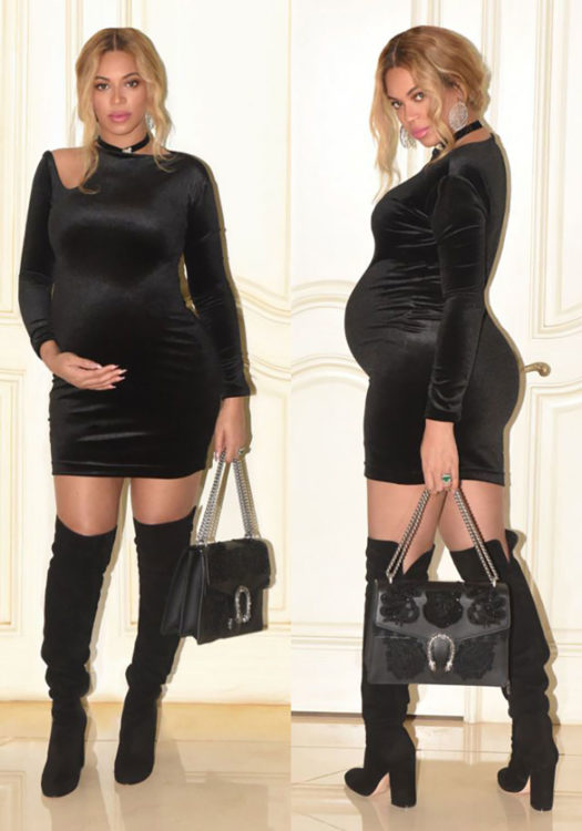 Beyonce Black Outfit Ideas