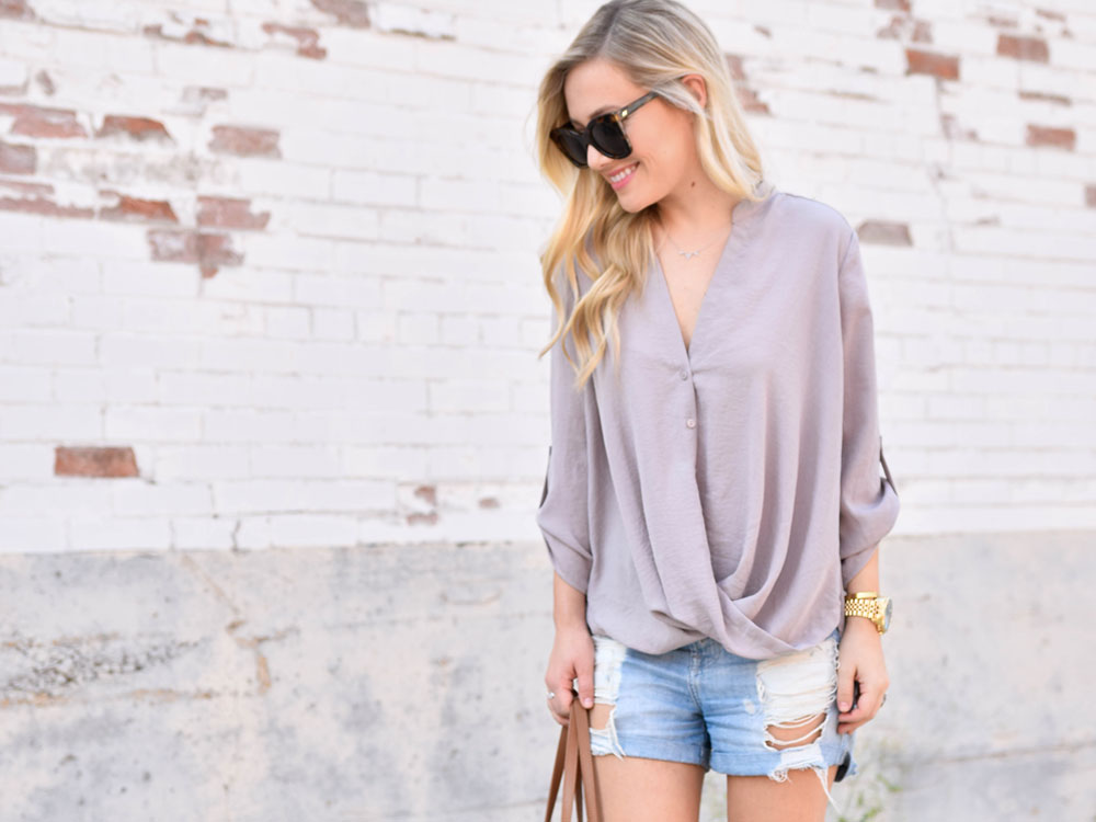 shorts fall outfit
